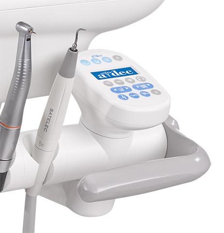 A-dec 200 Dental Delivery System Deluxe Touchpad