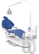 A-dec dental operatory equipment